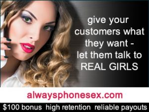 phone sex affiliate network